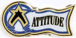 Attitude Recognition Award Pins