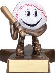 Baseball Little Buddy Trophy