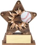 Baseball Starburst Award